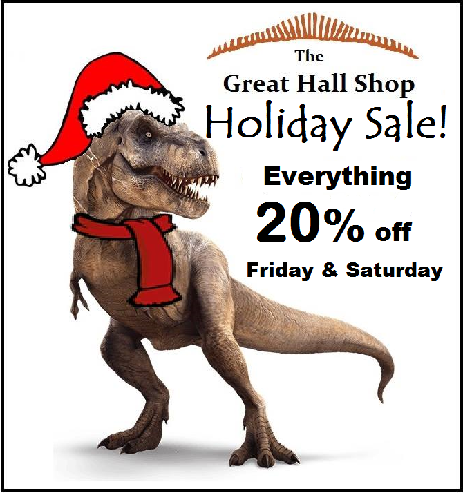 REX Holiday Sale 2017